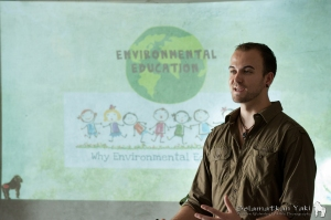Passionate about primate conservation, Harry loves being an educatorin environmental education and an ambassador for the wildlife on Sulawesi!
