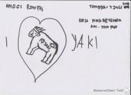 I love yaki - by Anggi Ranpas