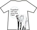 T shirt design by Sophie Bader