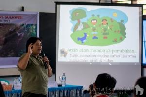 Yunita explains how we can all make positive change
