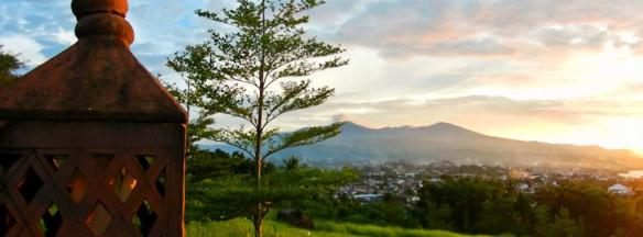 ~Nice to be back in Manado...