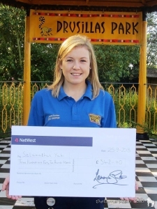 Donations from Drusillas park