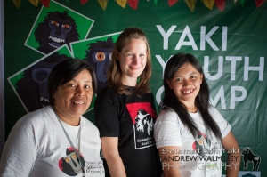 Our Education team, Yunita, Thirza and Caroline, are so proud of our new Yaki Ambassadors!