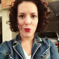 """Meet our illustrator Oriana Chalbaud! She loves contributing to yaki conservation because.. """" i just looooved yaki expressions!"""""""
