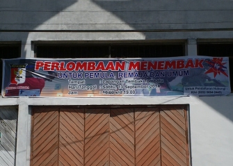 Kompetisi ke-dua di Ratahan, Tombatu, tanggal 13 September 2014 | Second competition held in Ratahan, Tombatu, 13 September 2014
