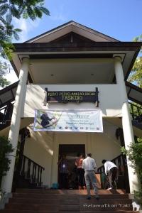 Workshop Torang Bacirita 28 Maret 2015 di Pusat Penyelamatan Satwa Tasikoki