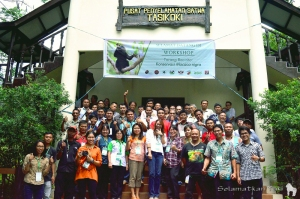 Workshop ini dihadiri oleh 52 peserta dan sukses besar!