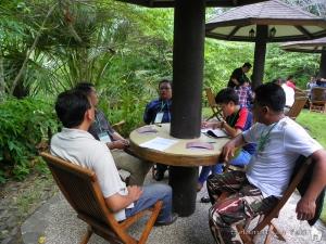 Fokus Grup Diskusi 1 - rekomendasi dari para peserta