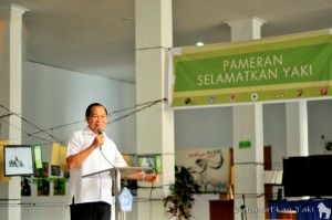 Bpk Max Lomban, Wakil Walikota Bitung (Vice Major of Bitung)
